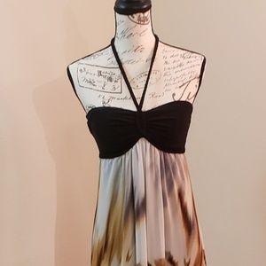 Arden B Long Alter Dress